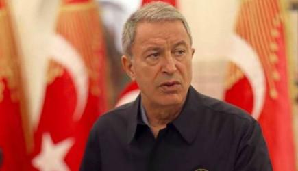 Hulusi Akar: Mehmetçiğe Hakaret Eden Dilin Hesabı Hukuk Çerçevesinde Sorulacak