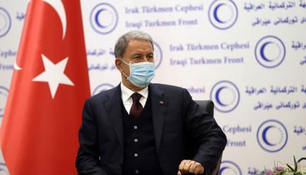 Hulusi Akar: PKK'nın Kaçacak Deliği Kalmadı