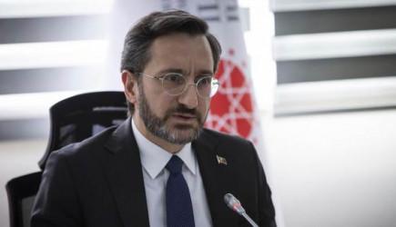 İletişim Başkanı Altun: İslam Terör ile Anılamaz