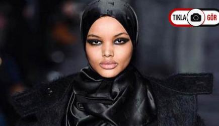 İlk Tesettürlü Model Halima Aden Mankenliği Bıraktı