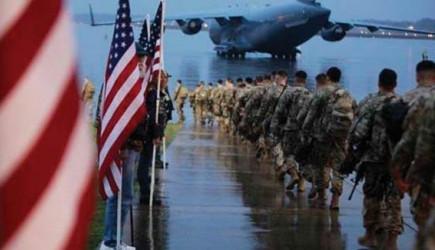 Irak ve Afganistan'daki Amerikan Askeri Sayısı Düşürüldü!