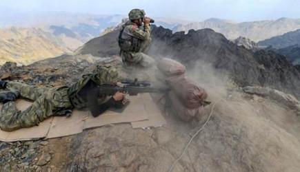 Irak'ta 3 Terörist Etkisiz Hale Getirildi