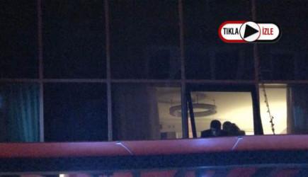 İstanbul'da Bir Kadın Otelin Camından Düştü