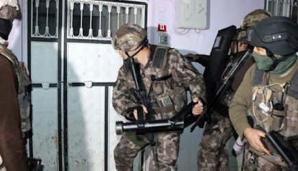 İstanbul'da DEAŞ Operasyonları Yapıldı