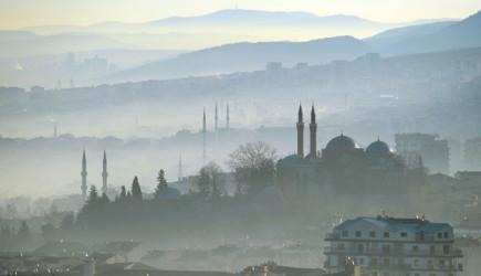 İstanbul'da Hava Kirliliği Azaldı
