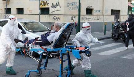 İtalya'da Durum Kötüleşiyor
