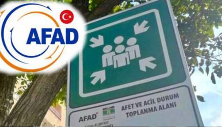 İzmir Toplanma Alanları Neler? Deprem Toplanma Alanı Sorgulama