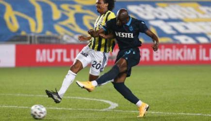 Fenerbahçe, Trabzonspor Karşısında Öne Geçti!