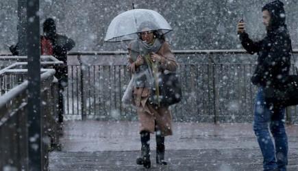 Kar Yağışı Ne Zaman Bitecek? Kar Yağışı Yarın Devam Edecek mi?