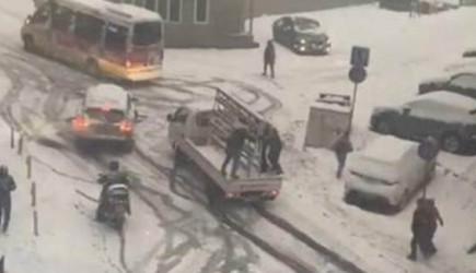 Kara Müdahale Etmeyen İBB Trafik Çilesini İkiye Katladı!