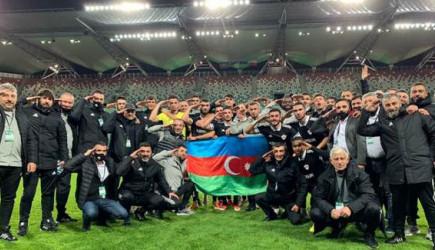 Karabağ, Maçlarını Türkiye'de Oynamak İstiyor