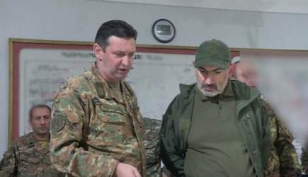 Karabağ'ın Sözde Askeri Sorumlusu Görevden Alındı
