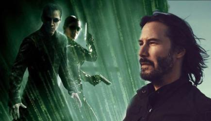 Keanu Reeves'in Çok Şaşırtacak 'Matrix 4' İmajı