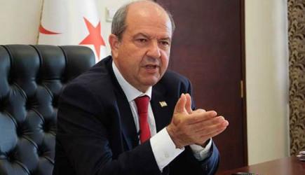 KKTC Cumhurbaşkanı Ersin Tatar Açıklamalarda Bulundu