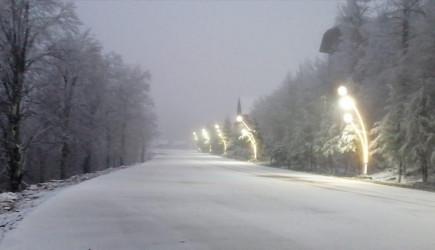 Kocaeli'ne Kar ve Tipi Uyarısı