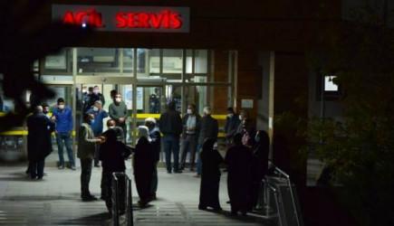 Konya'da Taziye Evi Çöktü! 11 Yaralı