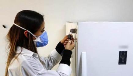 Koronavirüs Aşısı Hacettepe Tıp Fakültesi'nde Nasıl Muhafaza Ediliyor?