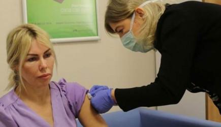Kovid-19 Aşısının İkinci Dozu Uygulandı
