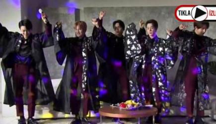 K-Pop Grubu A.C.E, Türk Hayranları İçin Erik Dalı Oynadı