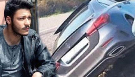 Kubilay Aka Trafik Kazası Geçirdi