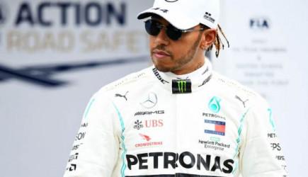 Lewis Hamilton Koronavirüse Yakalandı