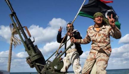 Libya'da Askeri Heyetler Aynı Masada