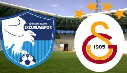BB Erzurumspor 1 - 2 Galatasaray