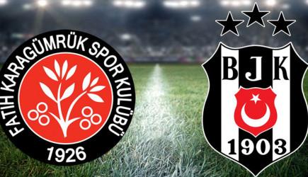 GOOL! Karagümrük 1-4 Beşiktaş