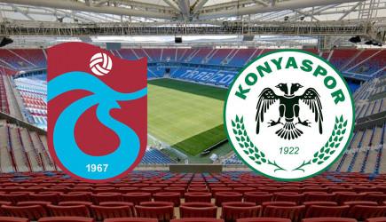 Maç Sona Erdi! Trabzonspor 3-1 Konyaspor