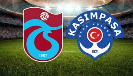 Trabzonspor 3-4 Kasımpaşa