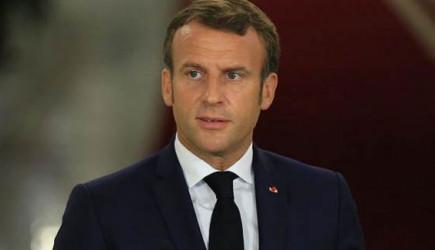 Macron, Büyükelçisini Geri Çağırdı