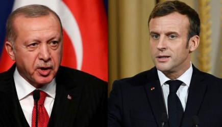 Macron'dan Cumhurbaşkanı Erdoğan'a Samimi Mektup