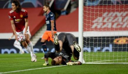 Manchester United 4-1 Başakşehir