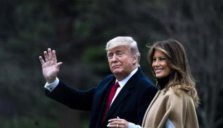 Melania Trump Yeni First Lady'i Çaya Davet Etmedi!