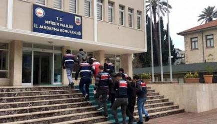 Mersin'de PKK/KCK Operasyonu: Dört Gözaltı