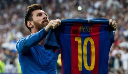 Messi'ye 10 yıllık Sözleşme!