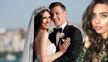 Mesut Özil'in Eşi Amine Gülşe Kimdir? Kaç Yaşında? Nereli?