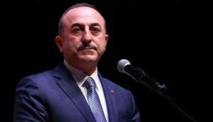 Mevlüt Çavuşoğlu, İstanbul'daki başkonsoloslarla Bir Araya Geldi
