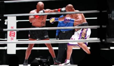 Mike Tyson 54 Yaşında Ringlere Döndü!