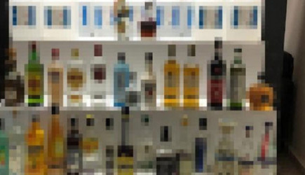 Muğla'da Sahte İçki ile Kaçakçılık Operasyonunda 12 Zanlı Yakalandı