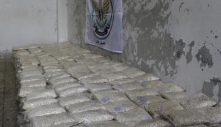 Münbiç'te Bir Tır Dolusu Uyuşturucu Yakalandı