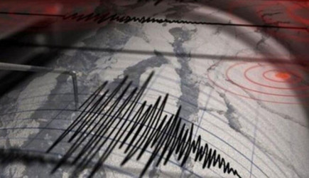 Muş'ta Korkutan Deprem