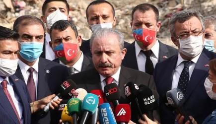 Mustafa Şentop'tan Ermenistan Sorusuna Yanıt: Herhalde Bir Espri