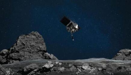 NASA'nın Uzay Aracı OSIRIS-REx Bennu'ya İndi