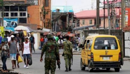 Nijerya'da Darbe