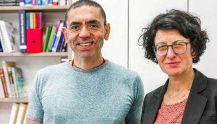 NY Times: Türk Çift, Dünyayı Virüsten Kurtarabilir