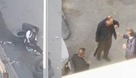 Oğlunu Pompalı Tüfekle Vurup Başında Bekledi