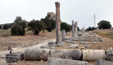 Osmaniye'deki Kastabala Antik Kenti'ndeki Kazı Çalışmaları Tekrar Başladı