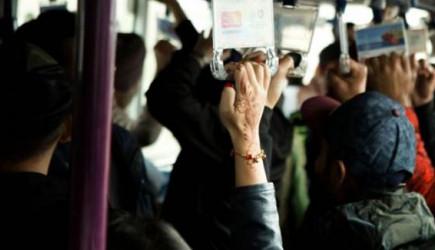 Otobüste Genç Kıza Taciz Eden Şahsı Şoför Yakaladı