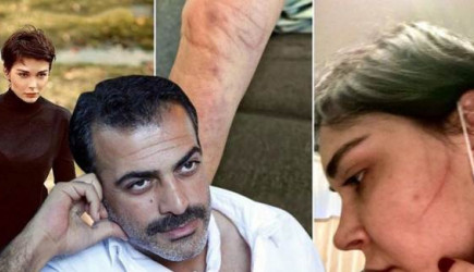 Oyuncu Sermiyan Midyat ile Eski Sevgilisi Sevcan Yaşar'ın Duruşması Ertelendi